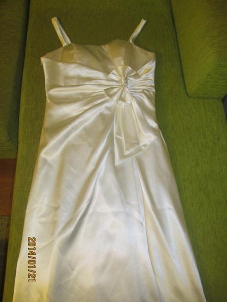 Svadobné šaty zn. ZAIRA - Obrázok č. 2