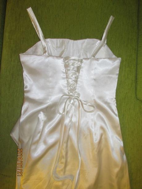 Svadobné šaty zn. ZAIRA - Obrázok č. 4