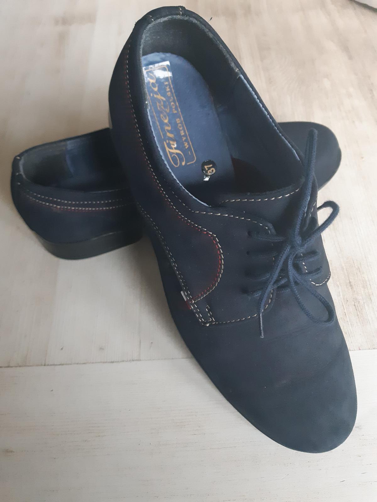 Topánky k obleku - Obrázok č. 1