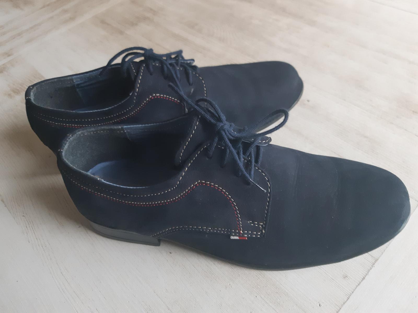 Topánky k obleku - Obrázok č. 2