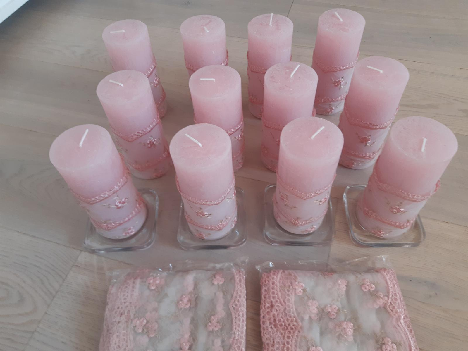 Výzdoba sviečky - Obrázok č. 1