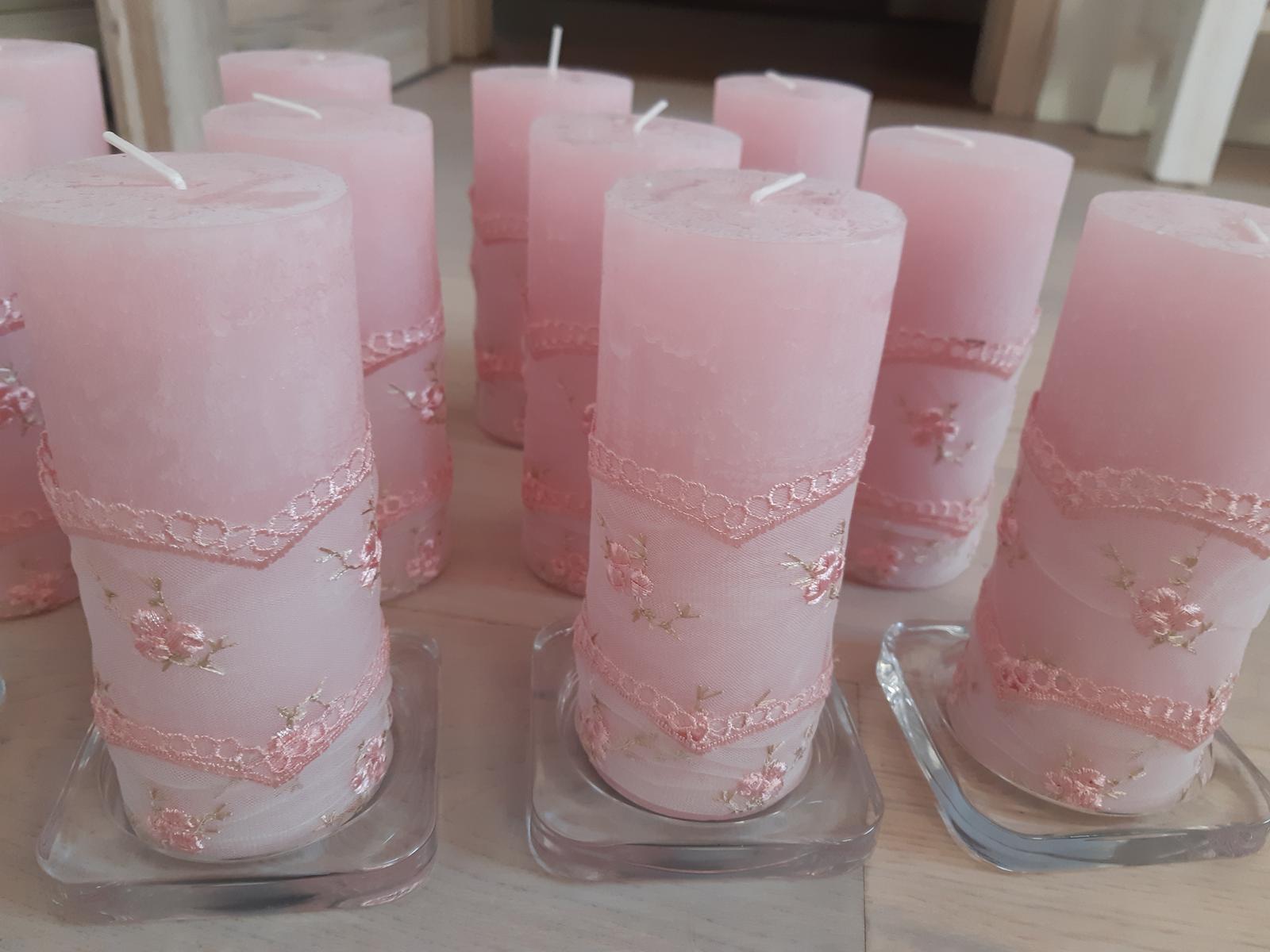 Výzdoba sviečky - Obrázok č. 2