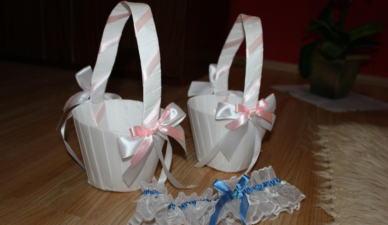 Svadobné košíčky - Obrázok č. 1