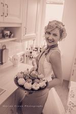 muffin queen vo svojej kuchyni