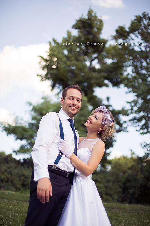 Aňa & Majko RETRO Wedding @ Wienna - Obrázok č. 60