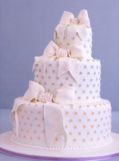 Svatební dorty - Obrázek č. 97