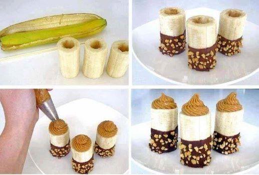 Dobré nápady - Velká paráda a dobrota z banánu.