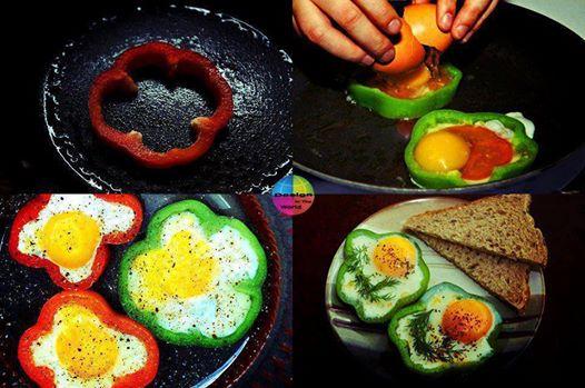 Dobré nápady - Vylepšené volské oko:-)