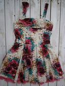 Dievčenské elegantné šaty Star By Julien Mcdonald, 152