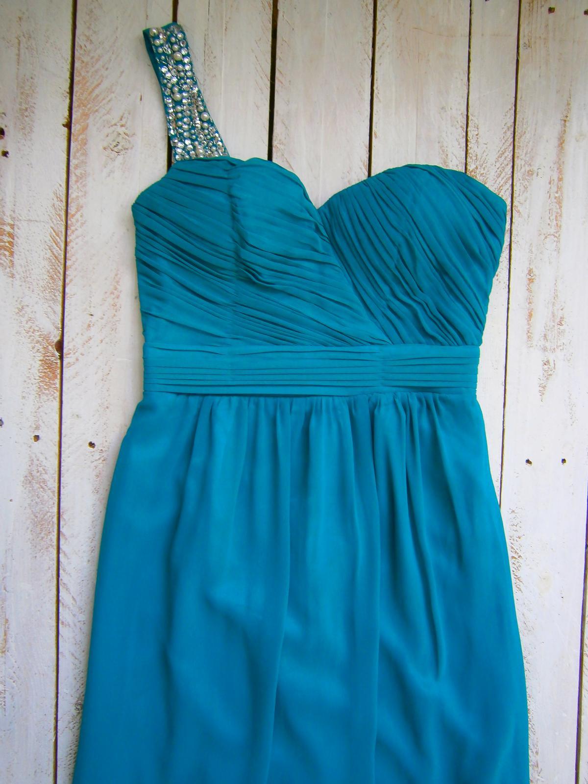 Dlhé spoločenské šaty Jane Norman XS/S - Obrázok č. 1
