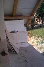 náš malý balkónek