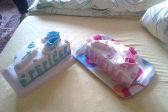 dort pro synovce a neteř ke křtinám:)
