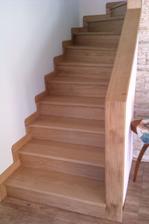 už máme schody :-)
