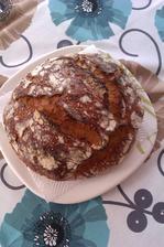 domácí chleba, je výbornej...