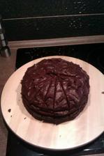ten nejvíc čokoládový dort podle Dity P. a byl luxusní,lepší jsem nikdy nejedla...