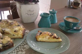koláč s kávičkou po obědě...