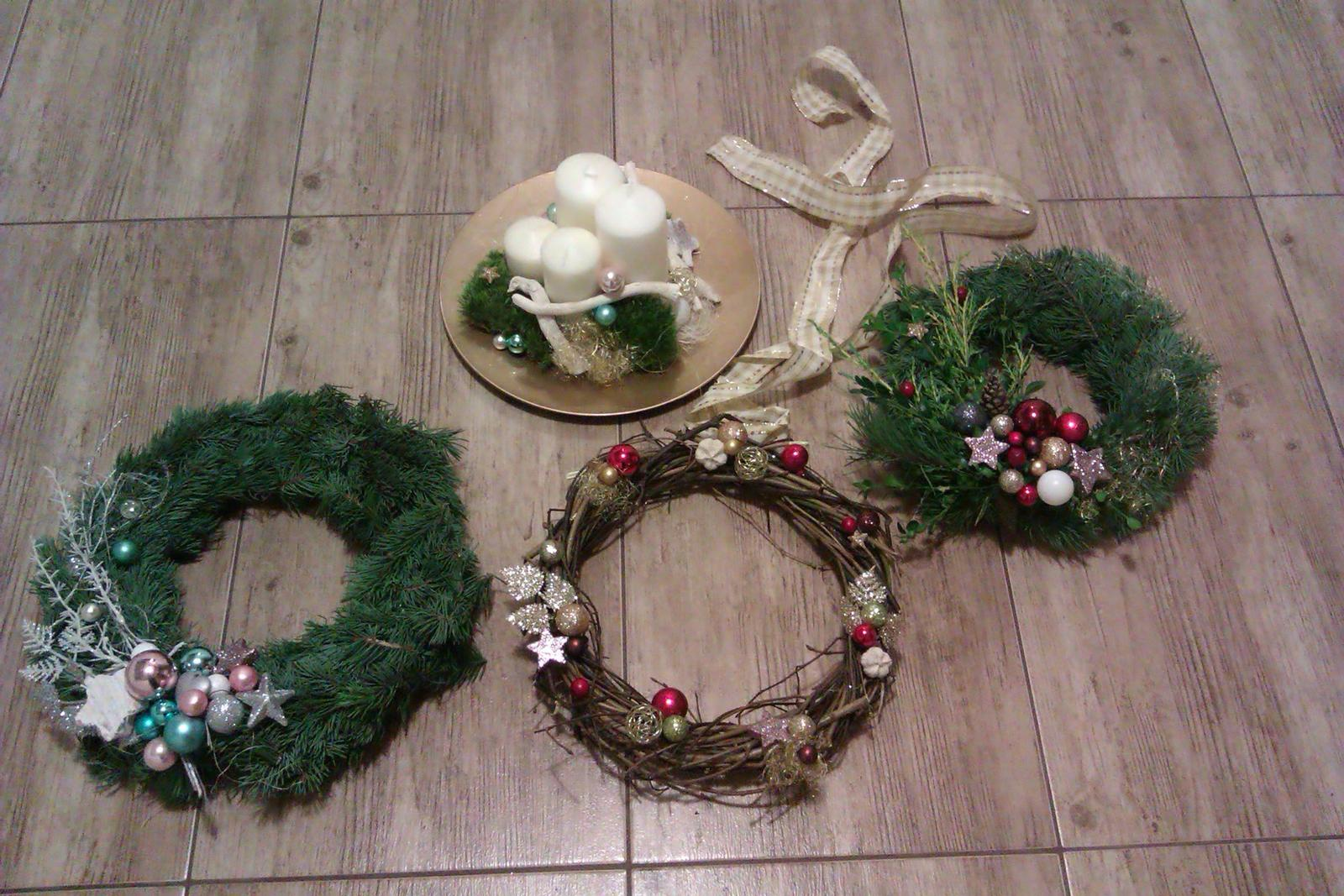 Vánoce 2014 u nás doma a moje výtvory... - Obrázek č. 5
