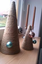 stromečky vlastní výroba :-)