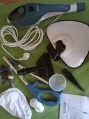 Parný mop - podlahový parný čistič LUXIS,