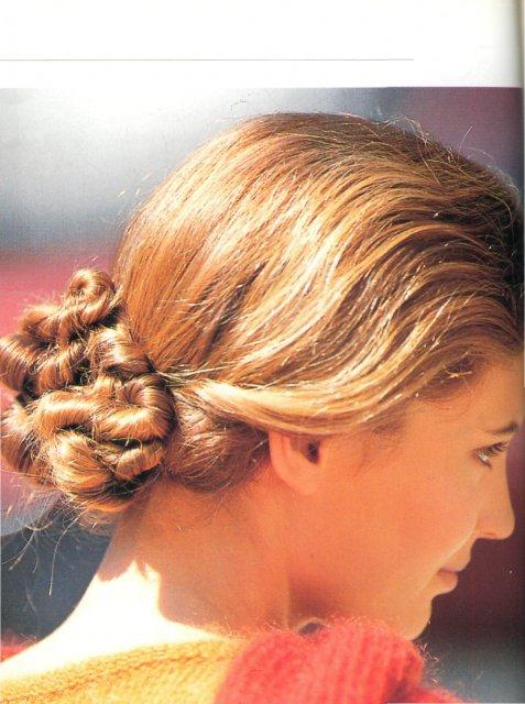 Ucesy z dlhych a polodlhych vlasov - Obrázok č. 6