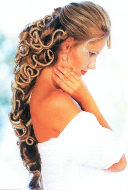 Ucesy z dlhych a polodlhych vlasov - Obrázok č. 14