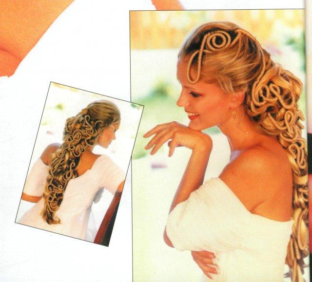 Ucesy z dlhych a polodlhych vlasov - Obrázok č. 15