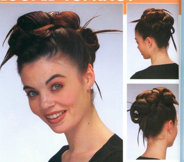 Ucesy z dlhych a polodlhych vlasov - 5
