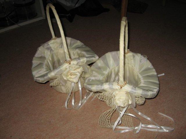 Nase pripravy, vyzdoba a rozne detaili zo svadby - * kosicky