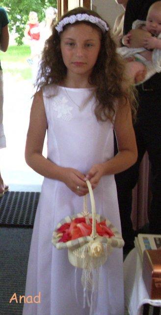 Nase pripravy, vyzdoba a rozne detaili zo svadby - moja sestrernicka