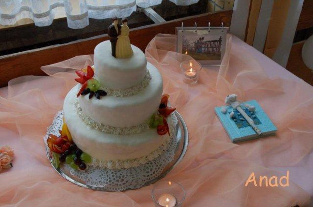 Nase pripravy, vyzdoba a rozne detaili zo svadby - uz nasa :) bola vyborna