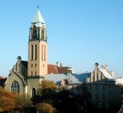 Kostel Panny Marie Růžencové Plzeň