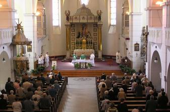 Kostel PMR