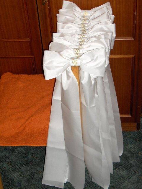 Livia&rasto prípravy - do kostola by som chcela takéto mašle