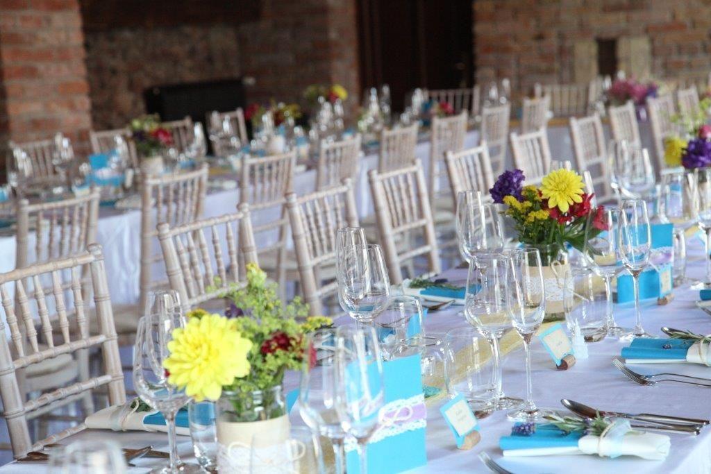 Svadobná výzdoba v Neco vinery v Modre - Obrázok č. 2