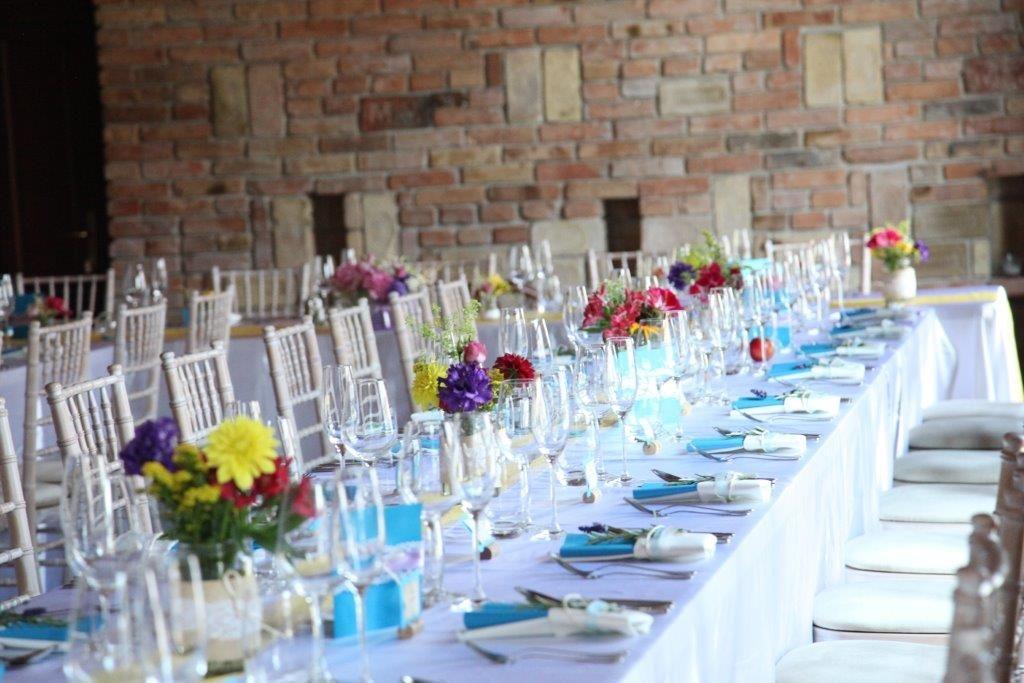 Svadobná výzdoba v Neco vinery v Modre - Obrázok č. 3