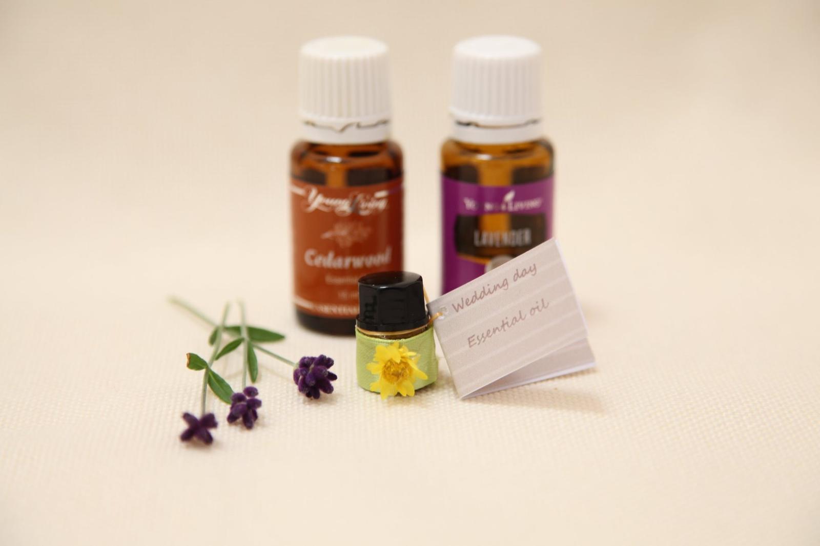 2 ml esenciálny olej pre hostí  - Obrázok č. 2