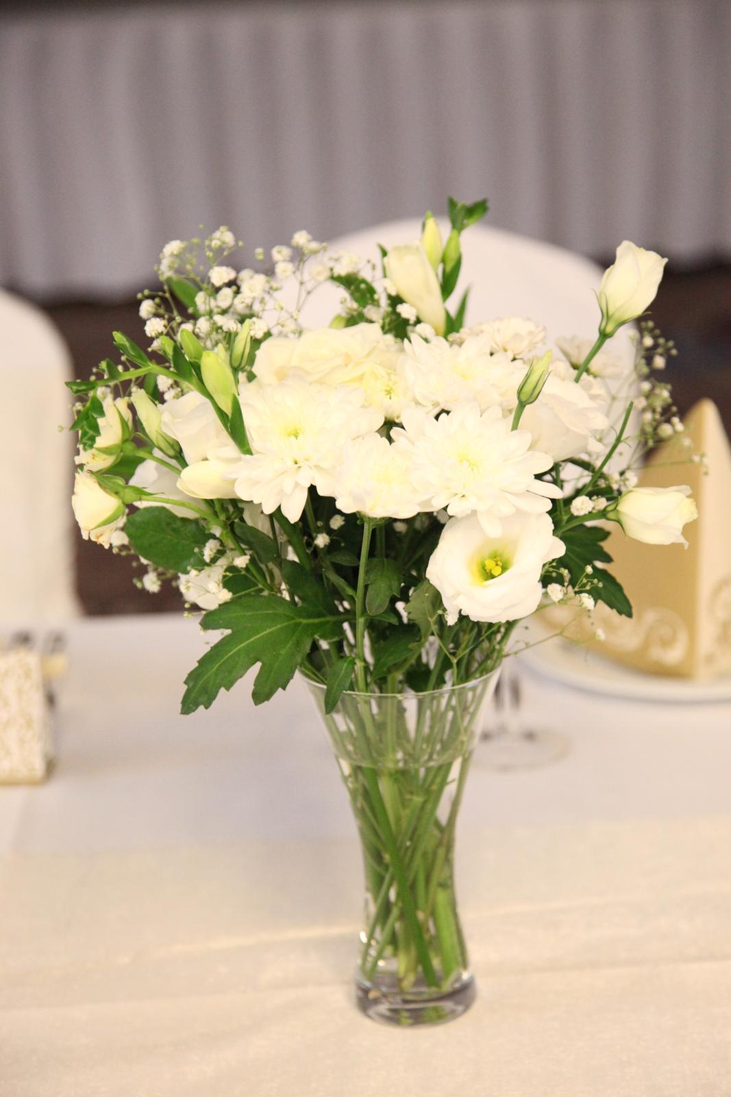 Váza na kvety - prenájom - Obrázok č. 2