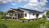 Laguna 22 - katalogový projekt rodinného domu ,