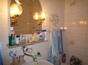 koupelna rekonstrukce 2009