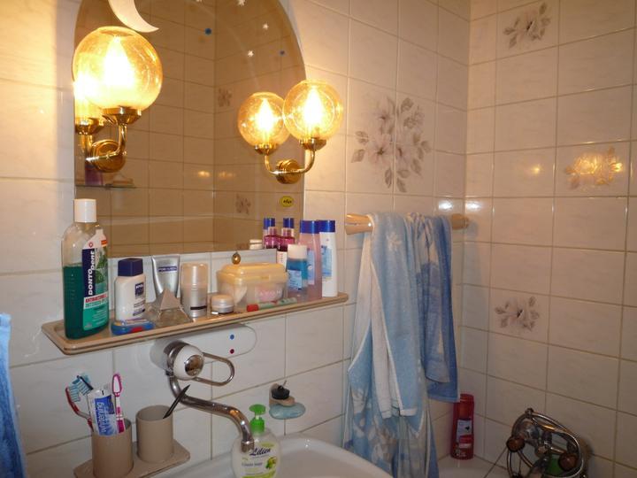 Rekonstrukce a jine.... - koupelna rekonstrukce 2009