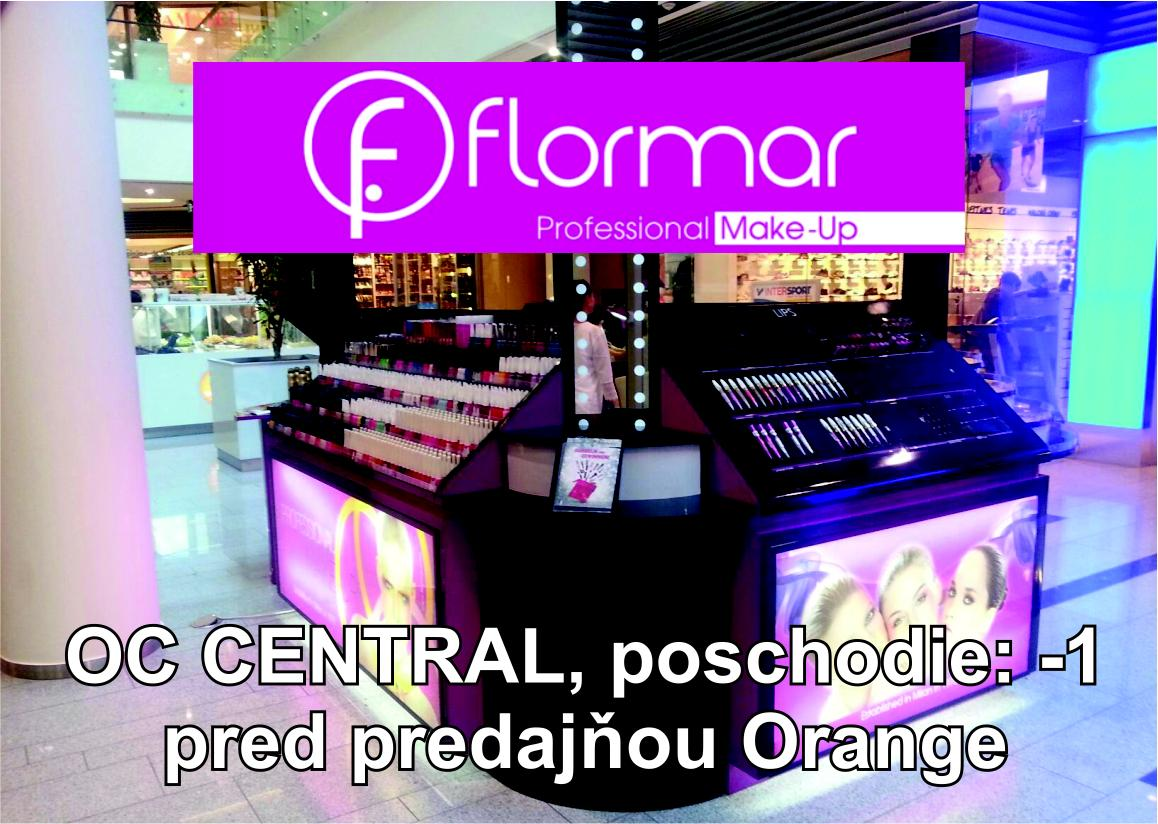 Kozmetika Flormar je už... - Obrázok č. 1