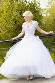 svadobné šaty pre vyssie nevesty 36-40, 40
