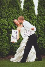 inspirace pro titulní stranu svatebních novin