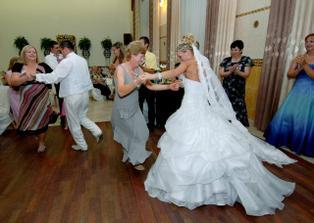 Irske tance s mojov Irskov krstnov mamkov