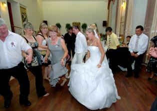 Irske tance