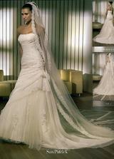 Moje svadobné šaty aj so závojom - SS Kristína ZA