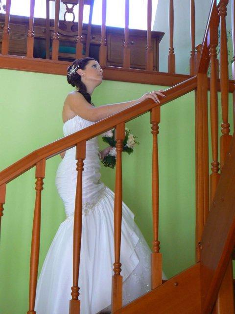 Majka Farkašová{{_AND_}}Milanko Vanák - úžasné šaty, sú na predaj