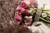 flover.sk Ukážka svadobnej kytice k šatám zo Svadobného salónu Valery v Banskej Bystrici.