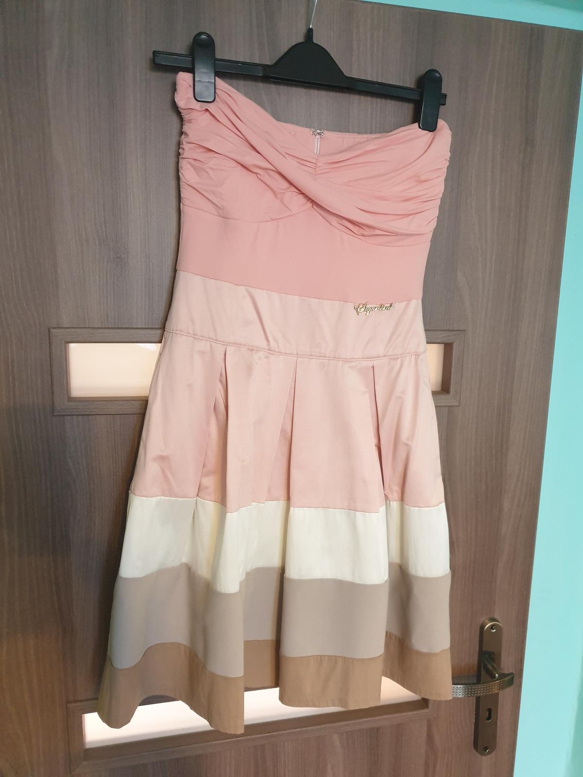 spoločenske šaty - Obrázok č. 1