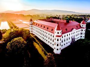Obřad bude na zámku v Holešově, místo obřadu jsme měli vybrané téměř hned...